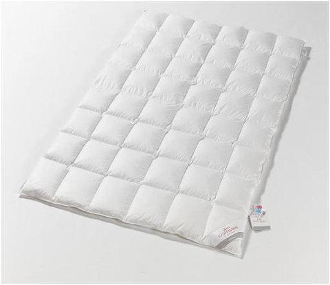 Одеяло пуховое легкое 155х200 Kauffmann Veronique