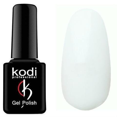 Kodi гель-лак № 33 ярко-белый 8 мл.