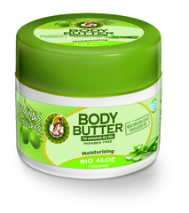 Крем масло Body Butter для тела Алое ATHENA'S TREASURES 200 мл
