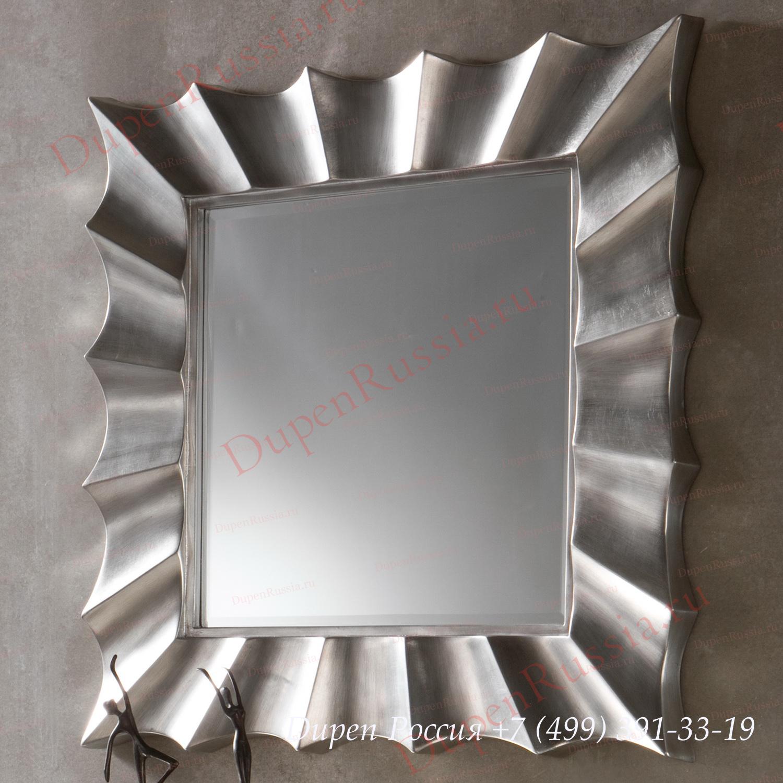 Зеркало DUPEN (Дюпен) PU069 серебро