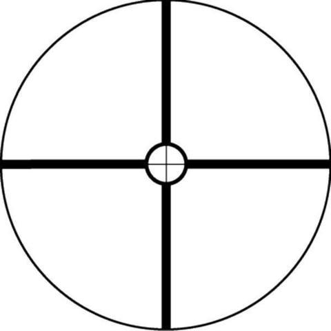 ПРИЦЕЛ BUSHNELL BANNER 1.5-4.5X32, СЕТКА MULTI-X, 611546