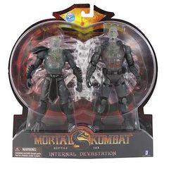 Mortal Kombat Internal Devastation