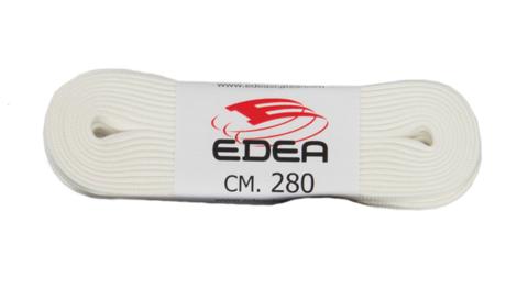 Шнурки для коньков Edea белые