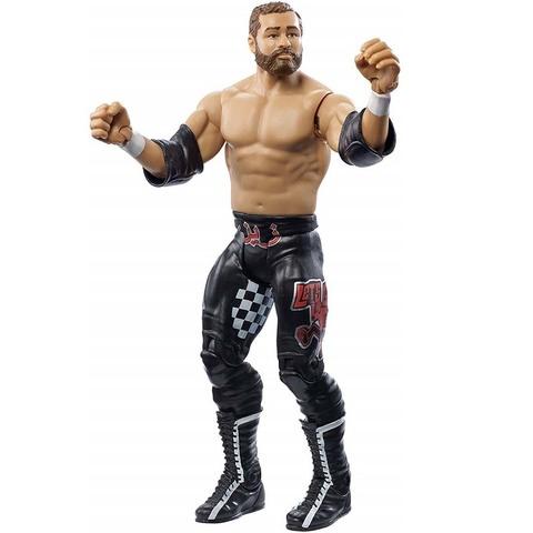 Сами Зейн Серия 76. Бойцы WWE