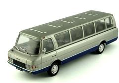 ZIL-118K Yunost silver 1:43 DeAgostini Auto Legends USSR #68