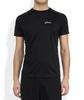 Мужская беговая футболка Asics SS Top (110407 0904) черная фото
