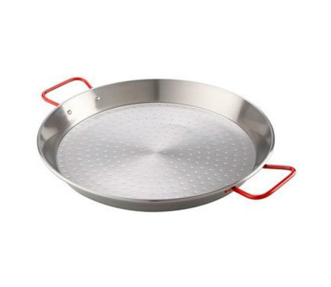 Сковорода для паэльи 70 см Valenciana Pulida. Фото 1.