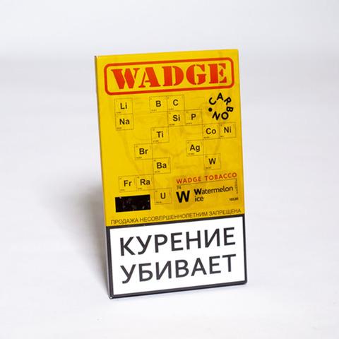 Табак WADGE CARBON 100gr WATERMELON ICE