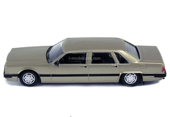 ZIL-4102 gold 1:43 DeAgostini Auto Legends USSR #110