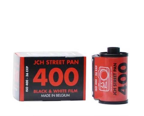 Фотопленка JCH Street Pan 400/135-36