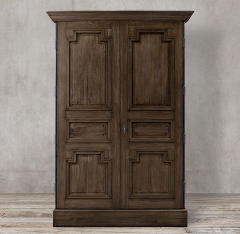 Montpellier Panel Double-Door Cabinet