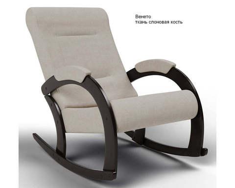 Кресло-качалка Венето (Модель 67) ткань