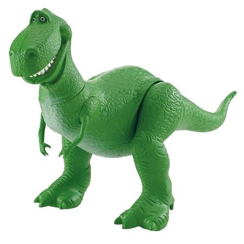 Динозавр Рекс 10 см. История игрушек