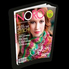 Журнал NORO Knitting Magazine N.4