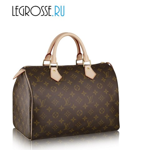 LOUIS VUITTON SPEEDY 30, MONOGRAM