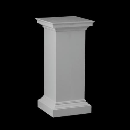Пьедестал (колонна) Европласт из полиуретана 1.14.002, интернет магазин Волео