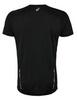 Мужская беговая футболка асикс SS Top (110407 0904) черная