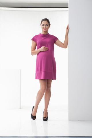 Платье 06207 фуксия
