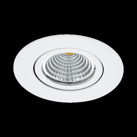 Светильник светодиодный встраиваемый диммируемый c регулировкой Eglo SALICETO 98301