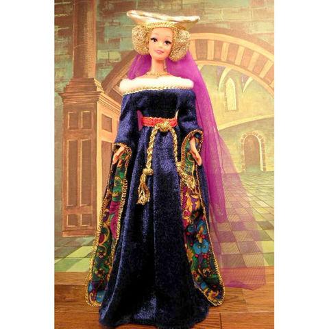 Коллекционная Кукла Барби Средневековая Леди (Medieval Lady) - Великие Эпохи, Mattel