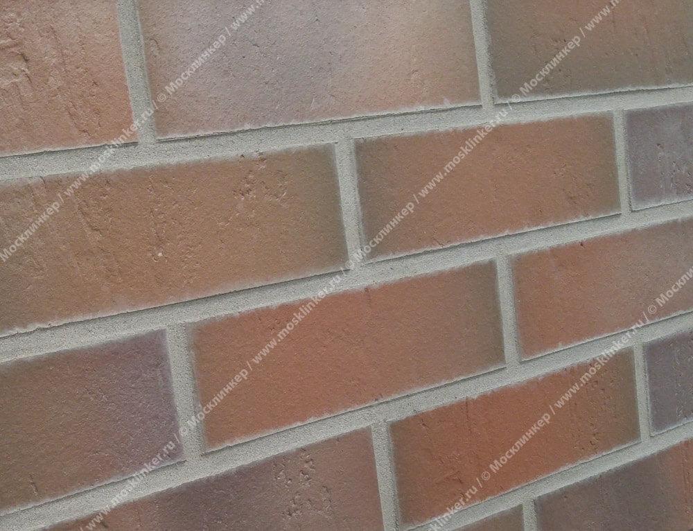 Feldhaus Klinker - R721NF14, Accudo Cerasi Maritim, 240x14x71 - Клинкерная плитка для фасада и внутренней отделки