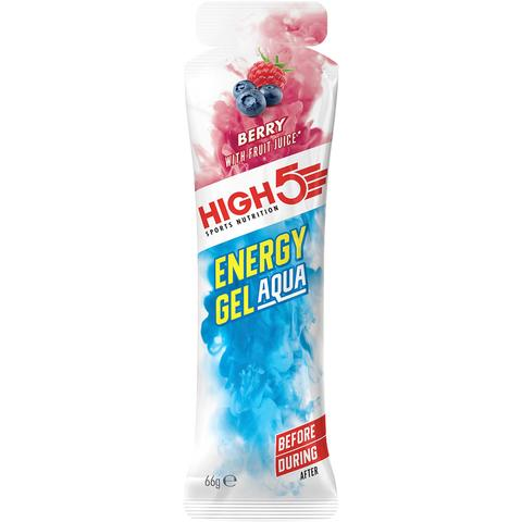Энергетический гель High5 AQUA Berry