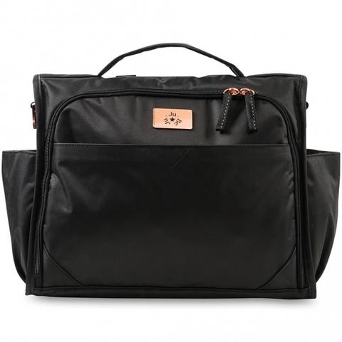 Сумка рюкзак для мамы Ju-Ju-Be Classical Convertible Black Rose