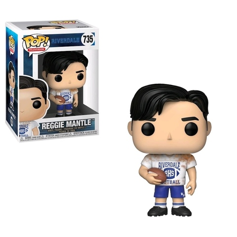 Reggie Mantle Riverdale Funko Pop! Vinyl Figure || Реджи