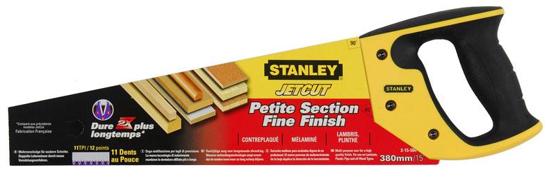 Ножовка по дереву   380мм Jet-Cut Stanley 2-15-594