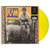 Paul And Linda McCartney / Ram (Coloured Vinyl)(LP)