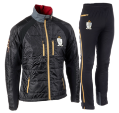 Женский лыжный костюм Stoneham Warm Up (ST00000530-ST00000532)