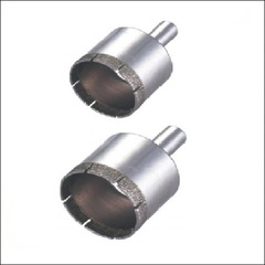 Коронка алмазная по кафелю и стеклу СТК-041 (D=40-68мм)