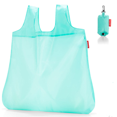 Сумка складная Mini maxi pocket glacier blue Reisenthel