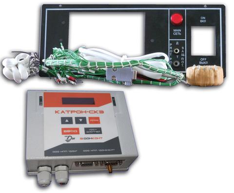 Комплект телемеханики станций катодной защиты