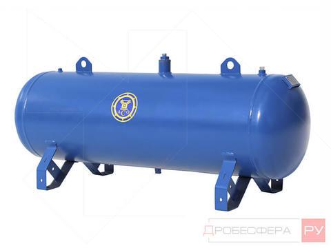 Ресивер для компрессора РГ 230/16 горизонтальный