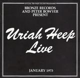 Uriah Heep / Uriah Heep Live (CD)