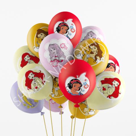 Детям Воздушные шары Принцессы Дисней Шары_Дисней_принцессы.jpg
