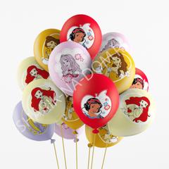 Воздушные шары Принцессы Дисней