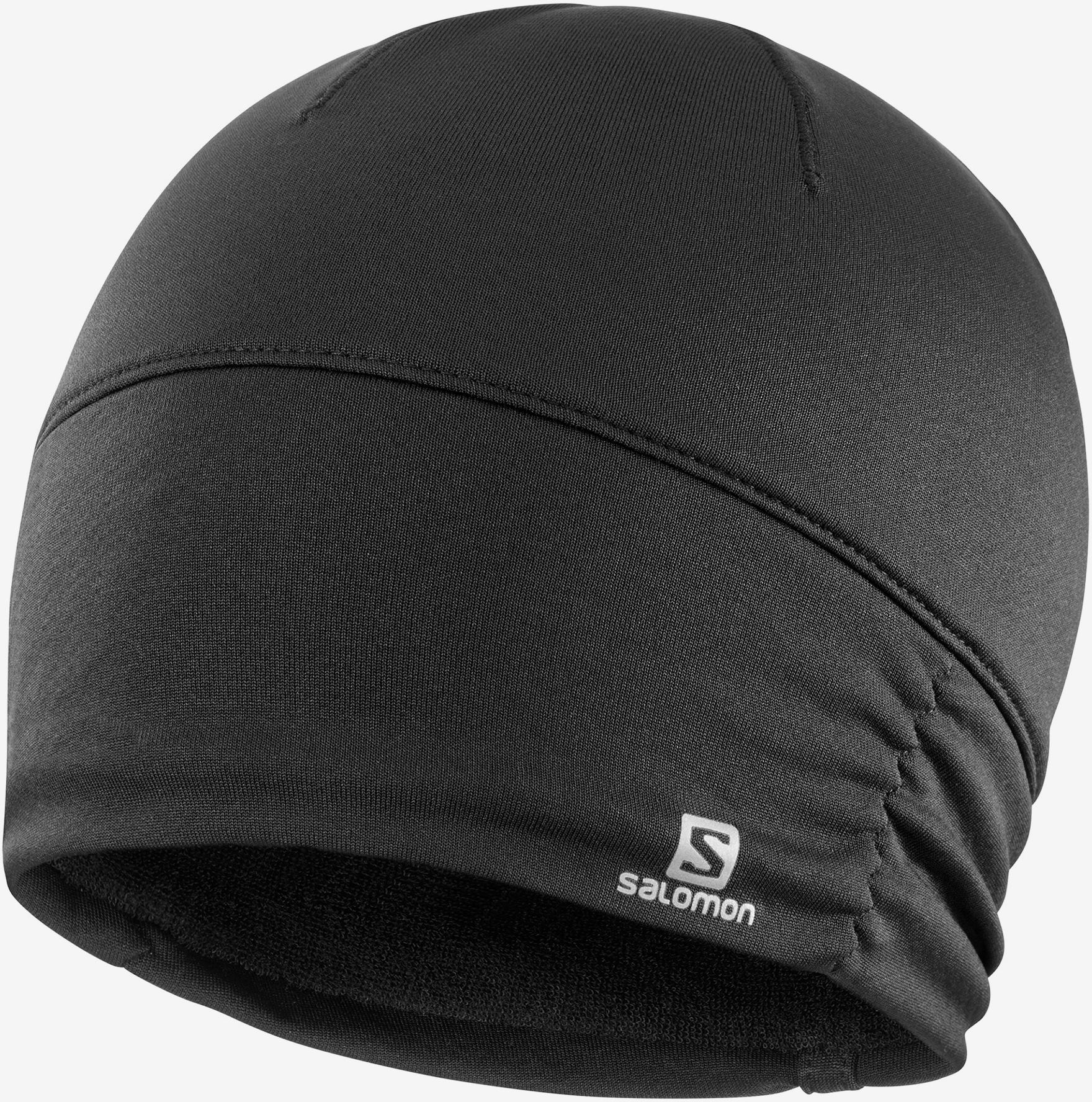 Спортивные шапки Шапка Salomon Elevate Warm Beanie W Black elevate-warm-beanie-w__LC1178900.jpg
