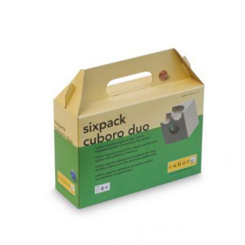 CUBORO CU-0144 Дополнительные элементы для Деревянного конструктора CUBORO - SixPack DUO