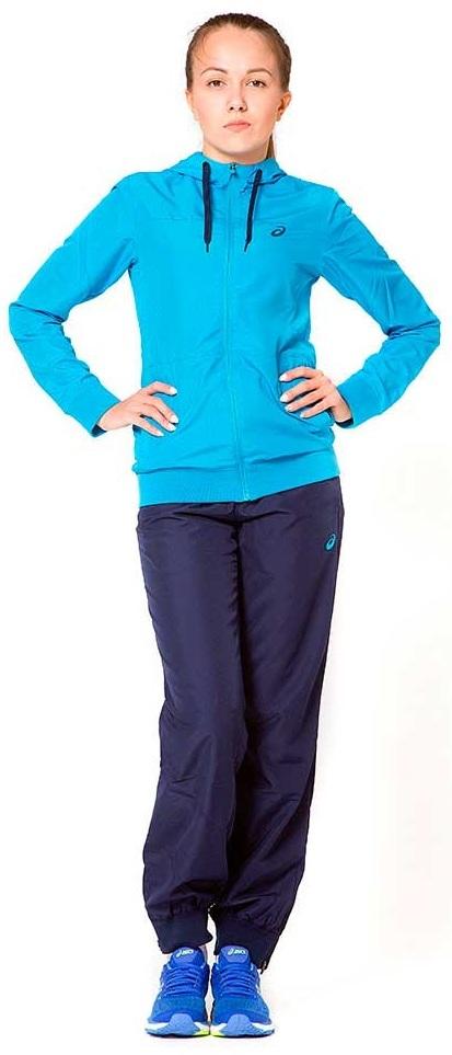 1be849e6e506 Костюм спортивный женский ASICS Suit 142916 0860- SkiRunner