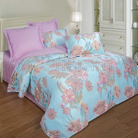 Комплект постельного белья 2 спальный Тенсель Ванда