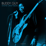 Buddy Guy ‎/ Stone Crazy Blues (Coloured Vinyl)(LP)