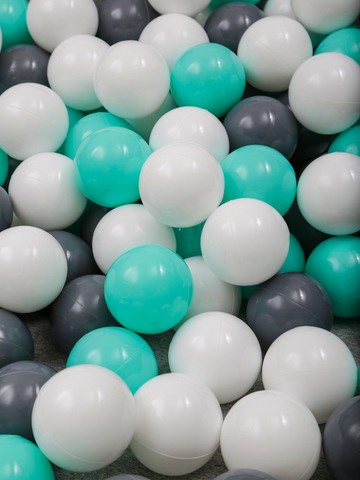 Комплект шаров для сухого бассейна Anlipool №1 (50 шт.)