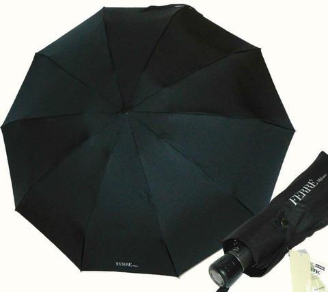 Купить онлайн Зонт мини Ferre GF-GR-7-Mini nero в магазине Зонтофф.