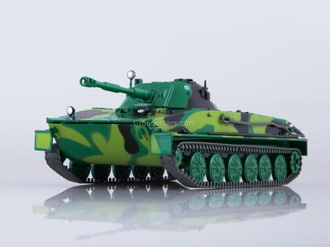 Tank PT-76 Our Tanks #9 MODIMIO Collections