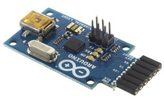 USB-Serial адаптер (с Mini USB)