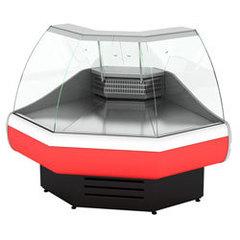 Холодильная витрина  CRYSPI OCTAVA  OC (90°) (угол внеш.)