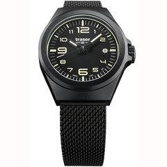 Швейцарские тактические часы Traser P59 ESSENTIAL S BLACK 108204