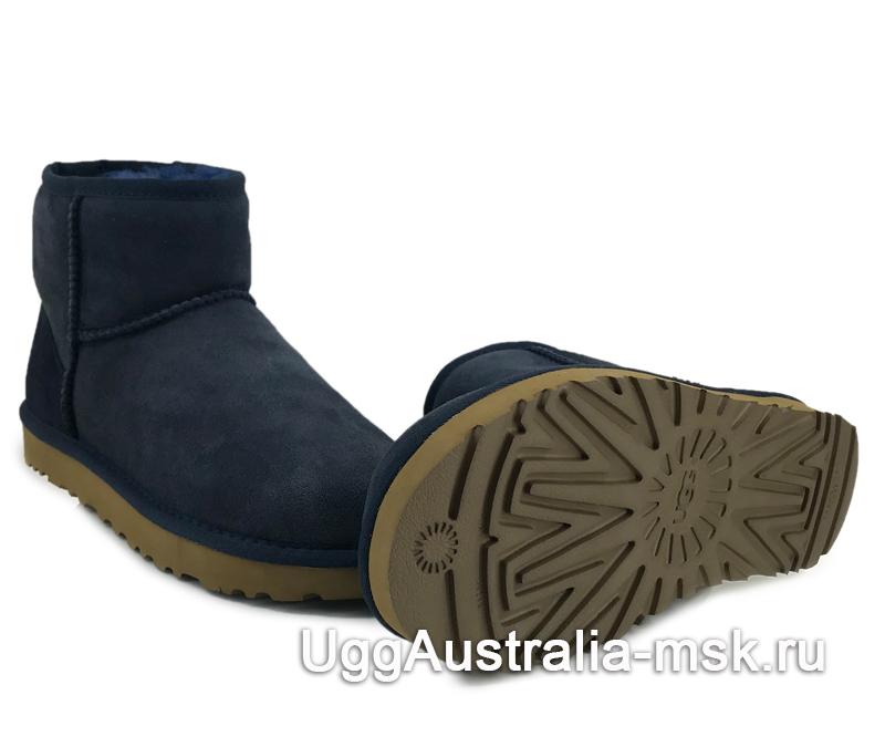 UGG Classic II Mini Blue